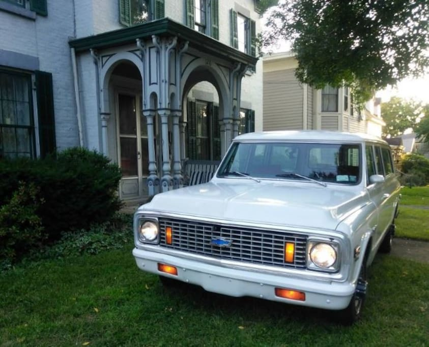 RENT-A-CLASSIC 72' CHEVY At MOSCOW NIGHTS!  Great for your Wedding Party, Birthday Party, Bar Mitzvah, or for your 70's wedding Anniversary Party! Contact MN for more information.