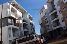general overview of the condominium area