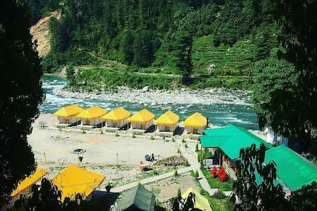 O Raahi Chal-Luxury Swiss Camps in Barot
