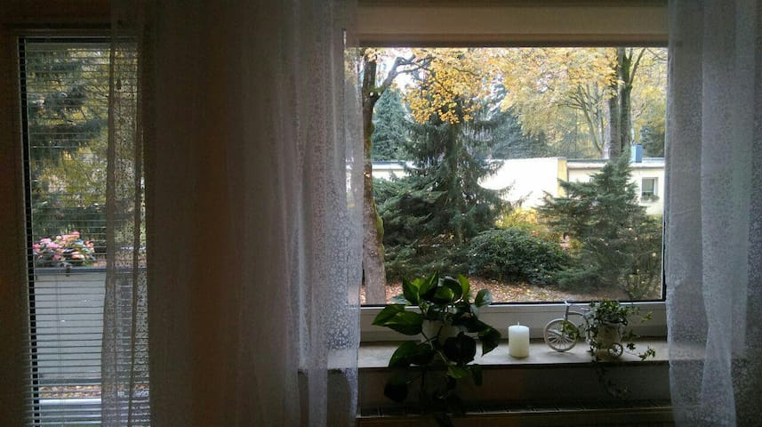 Room in a quiet and comfortable apartment - Hamburg - Leilighet