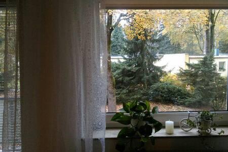 Room in a quiet and comfortable apartment - Hamburg - Apartemen