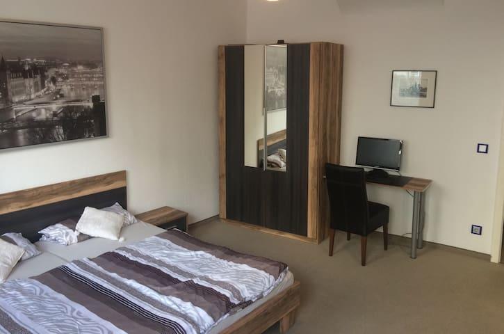 1 Doppelzimmer, Düsseldorf Altstadt - Düsseldorf - Departamento