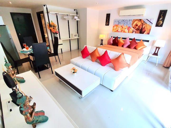 Wonderful Studio Apartment in Patong