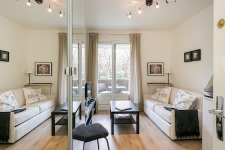 LOVELY SUNNY STUDIO PARIS - Apartament