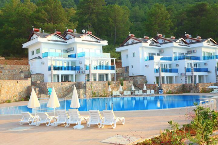 Orka Royal Hills Apartments - Ölüdeniz Belediyesi - Appartement