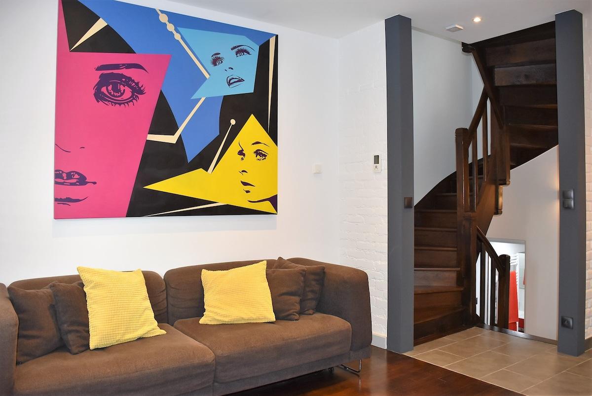 Top 100 Airbnb Rentals 2017 in Verdun France