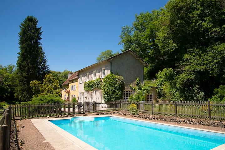 Mini-paradise in heart of France! - Limousin - Wikt i opierunek