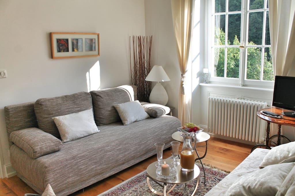 g te sundgau un meubl 5 toiles exceptionnel apartments for rent in ferrette alsace. Black Bedroom Furniture Sets. Home Design Ideas