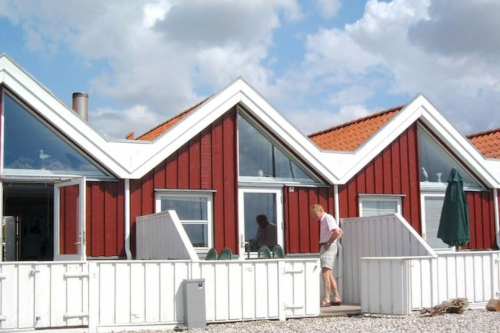 Quaint Holiday Home in Nibe with Terrace