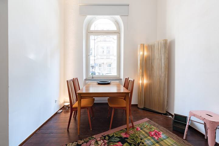 Charmantes Apartment mit eigenem Eingang