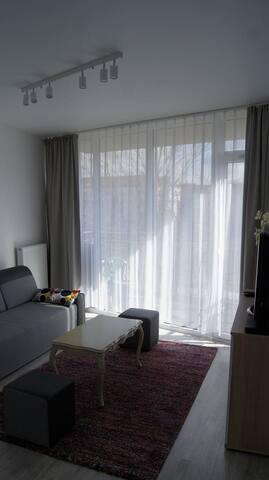 Przytulne mieszkanie na doby, Rogata Warszawska