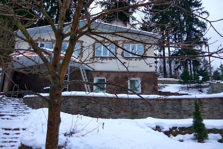 Дом в лесу рядом с городом - Toksovo