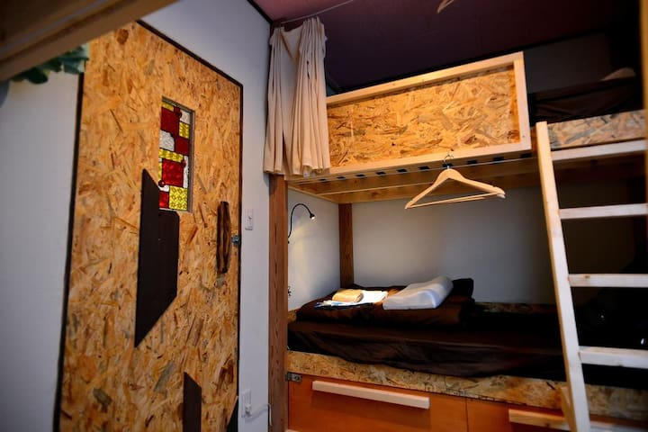 Good Trip Hostel &Bar Bunk Bed in Female Dormitory