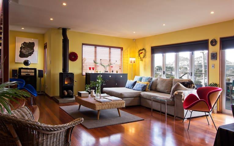 Beautiful Beach Home BNB, modern, welcoming. - Tairua - Bed & Breakfast