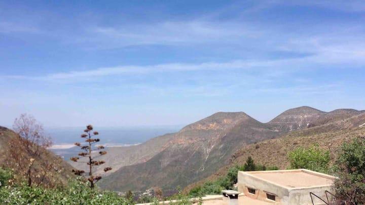 CASA AHAU - Con Vista Espectacular al Desierto