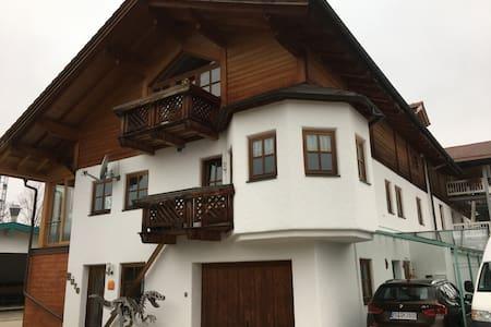 """Haus """"HUBER"""" komplette Wohnung 1. und 2. OG - Prien am Chiemsee - Квартира"""