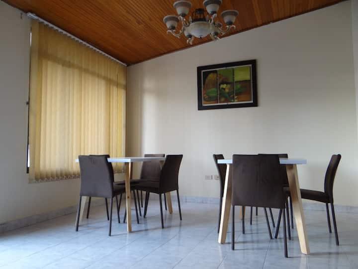 Apartamento Coreguaje