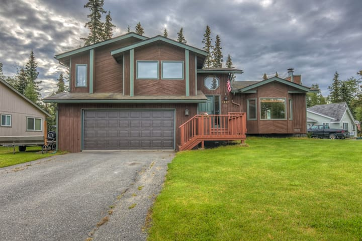 Family Friendly Kenai Home