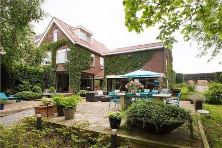 Prachtig vrijstaand huis - Róterdam - Villa