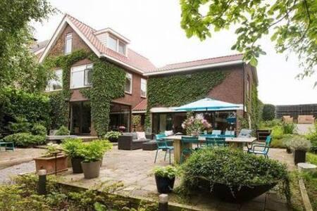 Prachtig vrijstaand huis - Rotterdam - Villa