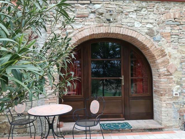 Appartamenti in Agriturismo - Santa luce - Lägenhet