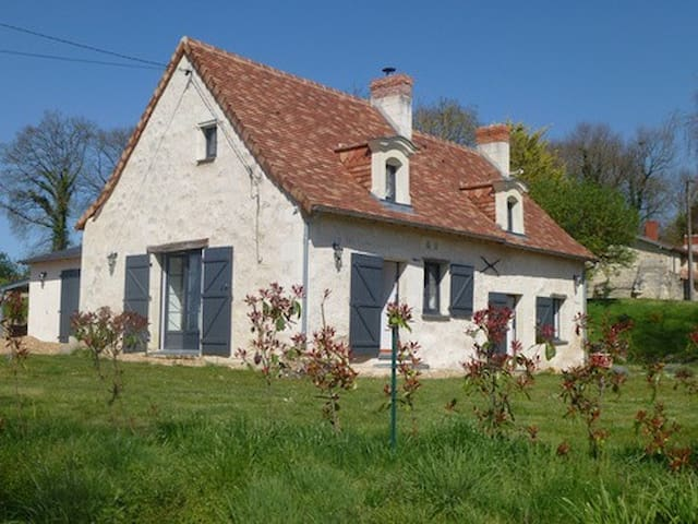 Charming B&B in the Loire Valley - Vernoil-le-Fourrier - Casa
