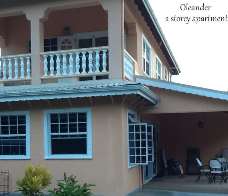 Centrepointe Apartments: Oleander 2 Bedroom (2 Storey) Apartment