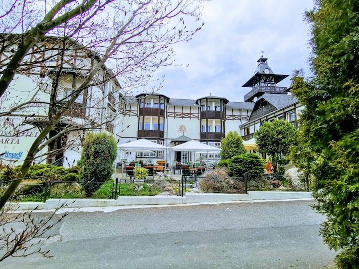 Schlosshotel Marienbad***