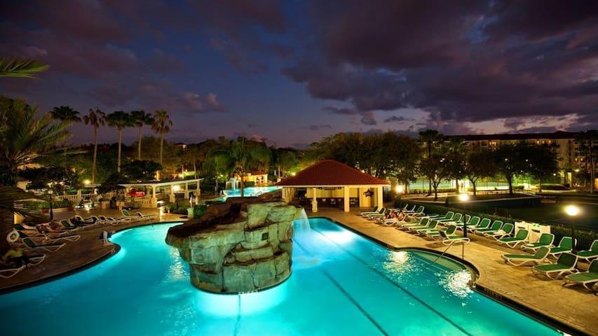 Kissimmee Wyndham Star Island Resort 1 Bed/ 1 Bath