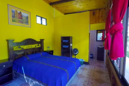 Private room with 1 matrimonial bed