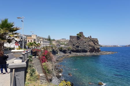 Casa vacanza Aci Castello Sicilia