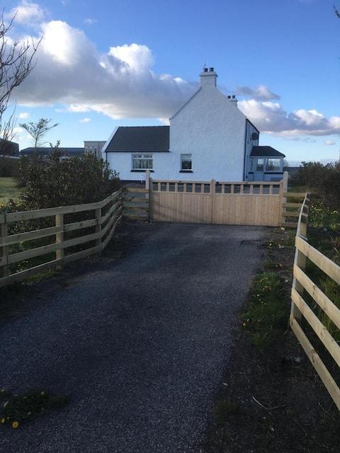 Balivanich Croft House, Isle of Benbecula