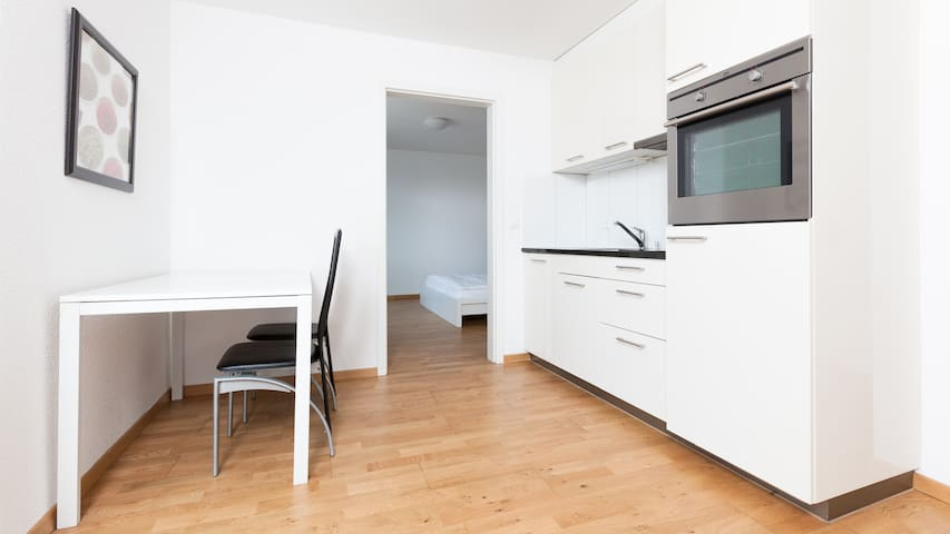 Swiss Star Aemtlerstrasse - 1.5 room apartment