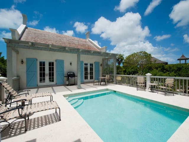 Nutmeg Cottage In Turks And Caicos - Providenciales - Dům