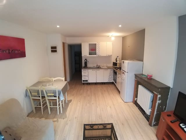 Appartement T2 meublé en Ardèche
