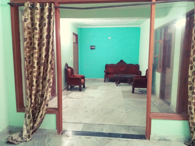 2nd fl PRIVATE ENTIRE 3BHK FURNISHED FLAT