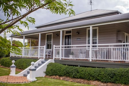 Annie's Folly Boutique Accommodation Tenterfield - Tenterfield - 獨棟