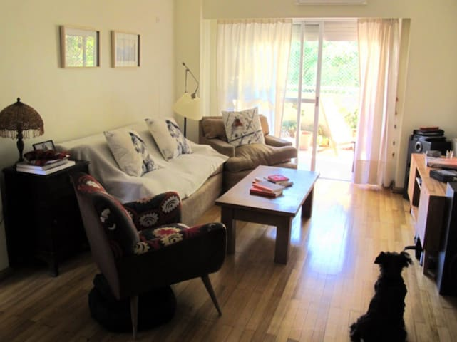 En Olivos, tranquilo y conectado - Olivos - Apartmen