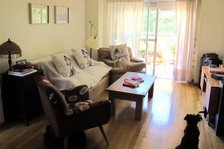 En Olivos, tranquilo y conectado - Olivos - Appartement