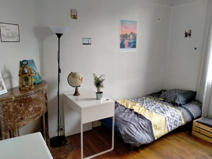Petit appartement proche de la gare