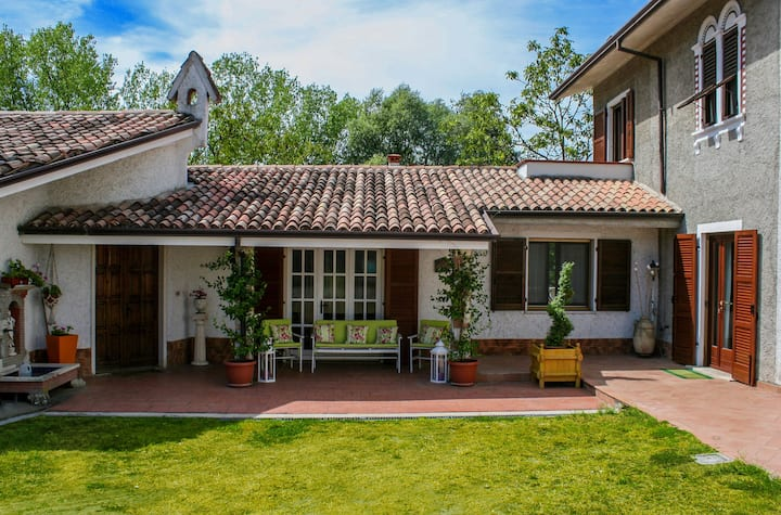 Beautiful Villa al Garda,  on the Garda Lake