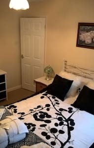 Comfortable double room. - Hundon - Bungalow