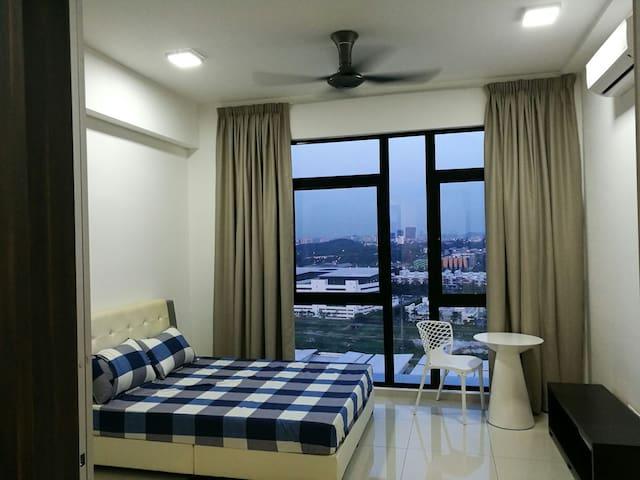 master room furnish
