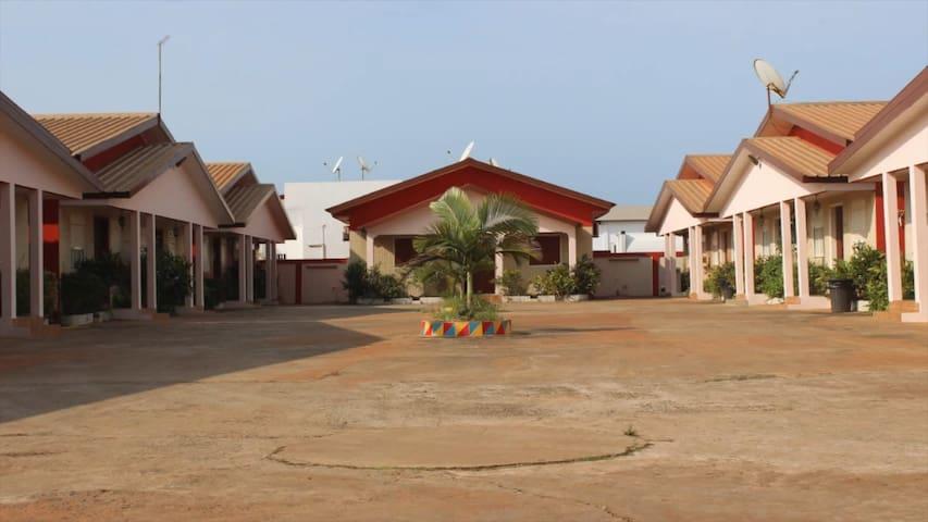 Residence au Gabon(Yassmani)