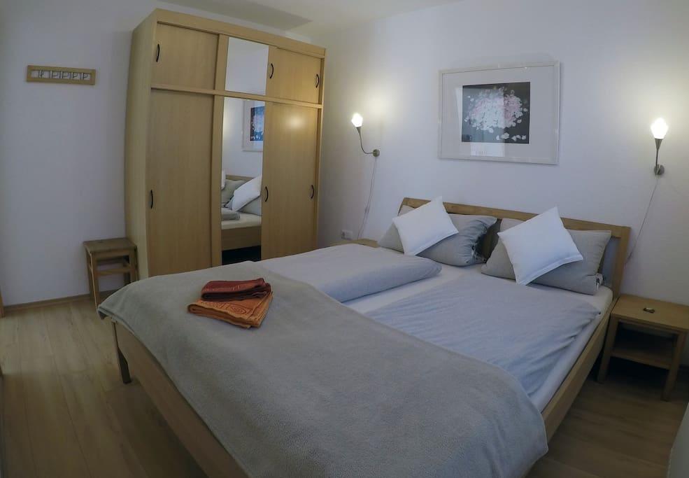 Ferienwohnung 40 qm in neuhausen f r 4 pers condos for Wohnzimmer 40 qm