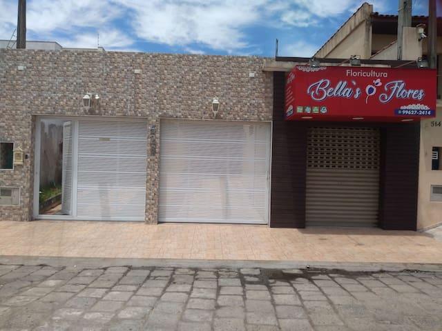 Casa na praia  de Itanhaém SP