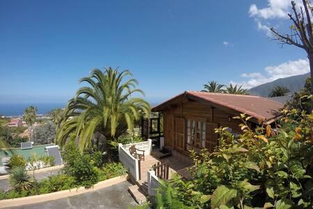 Casa Madera mit Meeresblick - La Luz - Дом