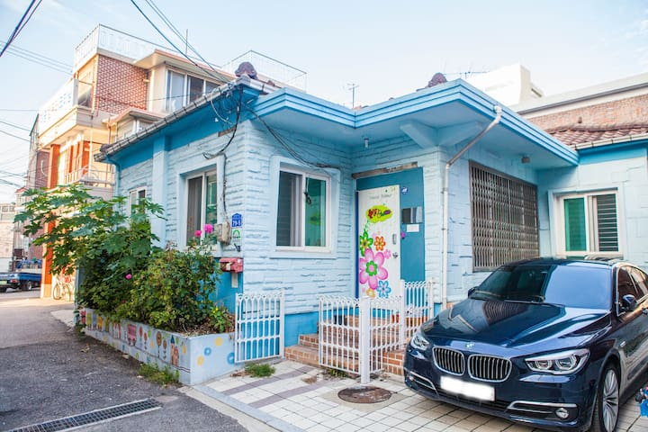 Cozy house. Near to hongdae and han-river - Mapo-gu - Casa