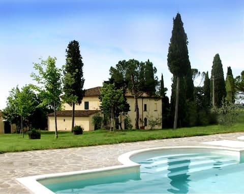 Villa Poggio le Vignacce