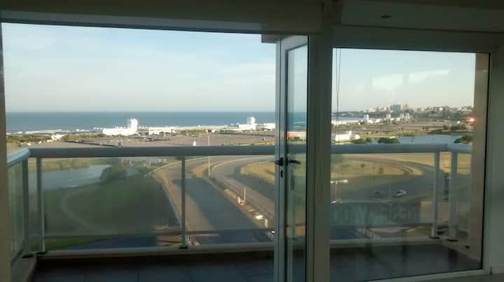Ocean View . 3 amb.Frente al mar Amenities Cochera